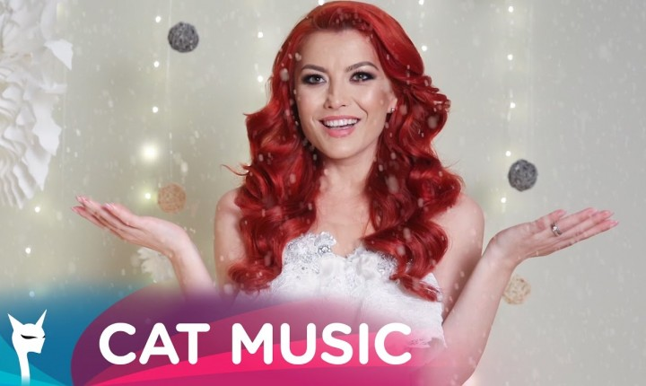 Elena Gheorghe – E Craciun si ninge (lyric video)